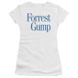 Juniors: Forrest Gump - Logo T-shirts
