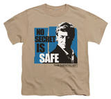 Youth: The Mentalist - No Secret is Safe Shirts