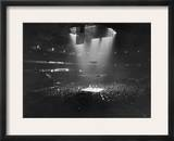 Boxing Match, 1941 Framed Photographic Print