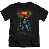 Youth: Superman - Dark Alley T-shirts