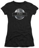 Juniors: CSI - Rendered Logo T-Shirt