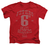Youth: The Beverly Hillbillies - Mr Sixth Grade Graduate T-shirts