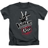 Youth: The Voice - Team Adam Shirts