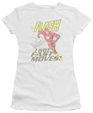 Juniors: The Flash - Fast Moves Shirts