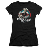 Juniors: Zoolander - Obey My Dog T-shirts