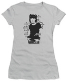Juniors: NCIS - Abby Sciuto T-shirts