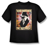Youth: Watchmen - Who Watches T-Shirt