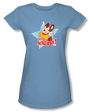 Juniors: Mighty Mouse - You're Mighty T-shirts