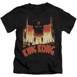 Youth: King Kong - At the Gates T-shirts