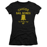 Juniors: The Bad News Bears- Chico's Bail Bonds T-shirts