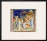 Giotto: Adoration Framed Giclee Print by Georges Braque