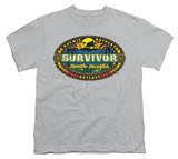 Youth: Survivor - South Pacific T-Shirt