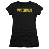 Juniors: Watchmen - Logo Shirts