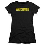 Juniors: Watchmen - Logo T-Shirt
