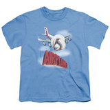 Youth: Airplane - Logo T-Shirt