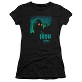 Juniors: The Iron Giant - Look to the Stars T-Shirt