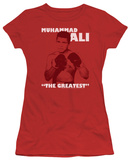 Juniors: Muhammad Ali - Ready to Fight T-shirts