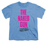 Youth: Naked Gun - Logo Shirts