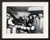 Soup Kitchen, 1931 Framed Photographic Print