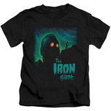 Youth: The Iron Giant - Look to the Stars T-shirts