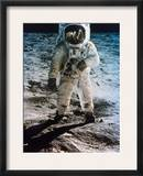 Apollo 11: Buzz Aldrin Framed Photographic Print