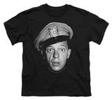 Youth: The Andy Giffith Show - Barney Head T-Shirt