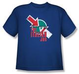 Youth: Italian Job - Self Preservation Society T-Shirt