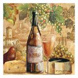 Abruzzi Splendor - Wine Reproduction procédé giclée par Gregory Gorham