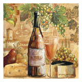Abruzzi Splendor - Wine Giclee Print by Gregory Gorham