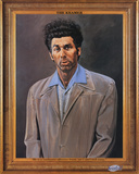 Seinfeld Kramer Portrait TV Poster Print Posters