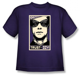 Youth: Watchmen - Trust in Ozy T-Shirt
