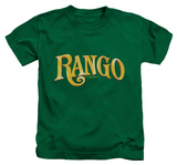 Youth: Rango - Logo T-shirts