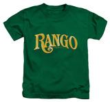 Youth: Rango - Logo T-shirts
