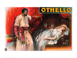 Othello Poster Giclee Print