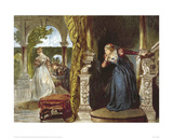 Sigh No More Ladies' (Balthasar's Song from Much Ado About Nothing) Giclee Print by John Gilbert