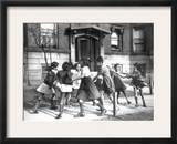 Chicago, Illinois, 1941 Framed Photographic Print by Edwin Rosskam
