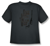 Youth: Once Upon a Time In The West - Gun Slinger T-shirts