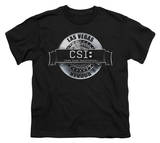 Youth: CSI - Rendered Logo Shirt