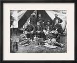 Civil War: Custer, 1862 Framed Photographic Print by James F. Gibson