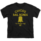Youth: The Bad News Bears - Chico's Bail Bonds T-shirts