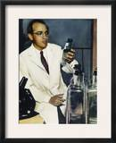Jonas Salk (1914-1995) Framed Photographic Print