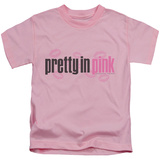 Youth: Pretty in Pink - Logo T-shirts