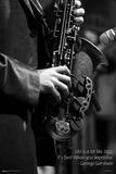 Jazz Kunstdrucke