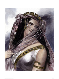 Cleopatra Giclee Print by J Brown