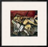 Mexican Revolution Framed Giclee Print by Jose Clemente Orozco