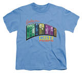 Youth: CSI Miami -Greetings From Miami T-shirts