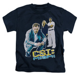 Youth: CSI Miami -In Perspective T-shirts