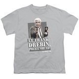 Youth: Naked Gun - Frank Drebin T-Shirt