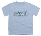 Youth: The Amazing Race - In the Clouds T-shirts