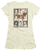 Juniors: Melrose Place - Season 2 Cast Squared T-Shirt